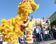 Sárkánytánccal ünnepeltek a Dugonics téren | 2014-09-27