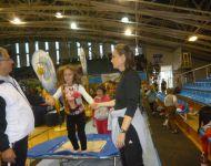 Sportcsarnokban a napközisekkel | 2015-10-12