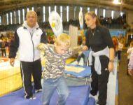 Sportcsarnokban a napközisekkel   2015-10-12
