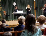 Szeged Classic Trió adventi koncertje | 2016-12-03