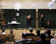 Szeged Classic Trió adventi koncertje