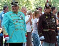 Szegeden díszszemléztek a '48-asok | 2009-08-01