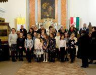 Szená-Torok jótékonysági ünnepi koncert