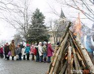 Szentelt halászlét osztottak a szőregi karácsonyon | 2011-12-20