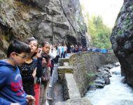 Szőregi iskolások felfedezésen Erdélyben   2014-06-13