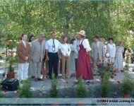 Szőregi Rózsaünnep 2004