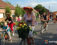 Szőregi Rózsaünnep 2011   2011-06-25