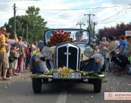 Szőregi Rózsaünnep 2014 | 2014-06-21
