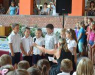 Tanévnyitó a Kossuthban   2015-09-01