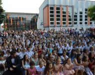 Tanévzáró ünnepség 2015/2016 | 2016-06-20