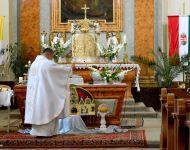 Ünnepi szentmise és kenyéráldás   2019-08-20