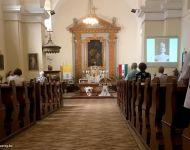 Ünnepi szentmise és új kenyér szentelés