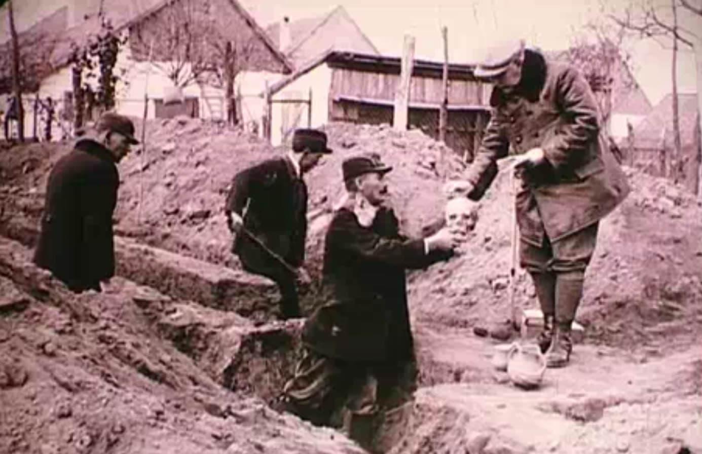 Négyezeréves bronzkori temetőt talált Szőregen Móra Ferenc