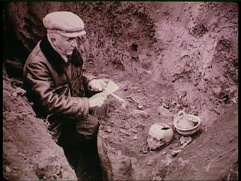 Móra Ferenc beszámolt a szegedi egyetemen a szegedkörnyékl ásatások eredményéről