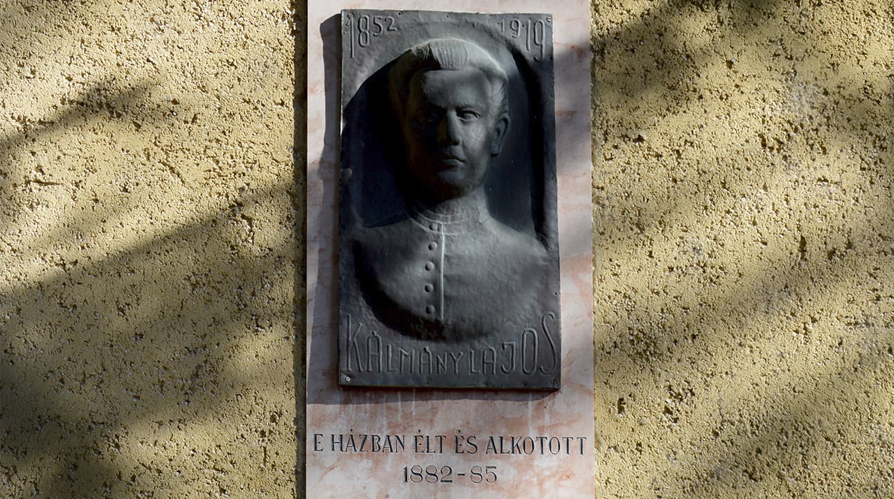 Kálmány Lajos néprajz-kutatóra emlékeztek