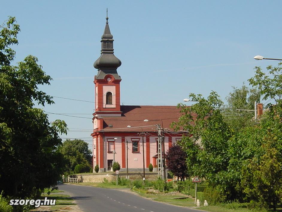Görögkeleti szerb templom