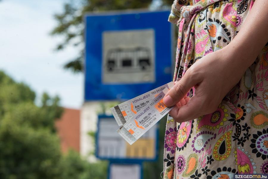 Januártól megújulhatnak az időalapú jegyek Szegeden