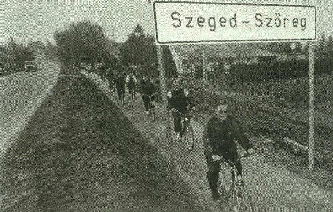 Biztonságosan – biciklivel