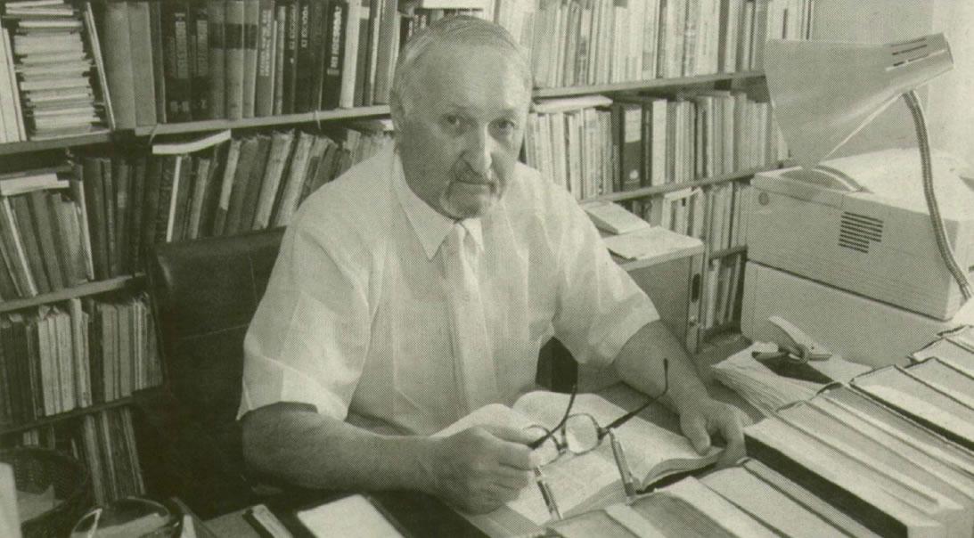 A Szeged-kutatás doyenje