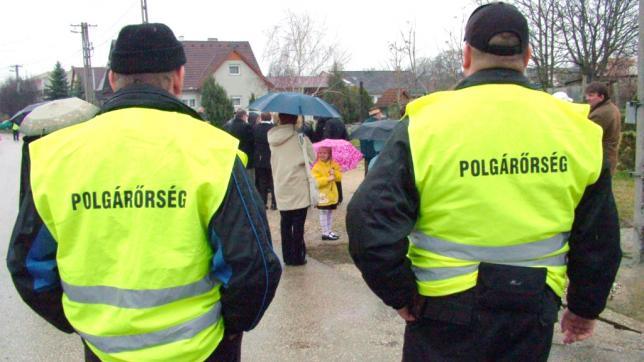 Nőtt a polgárőr szervezetek támogatása