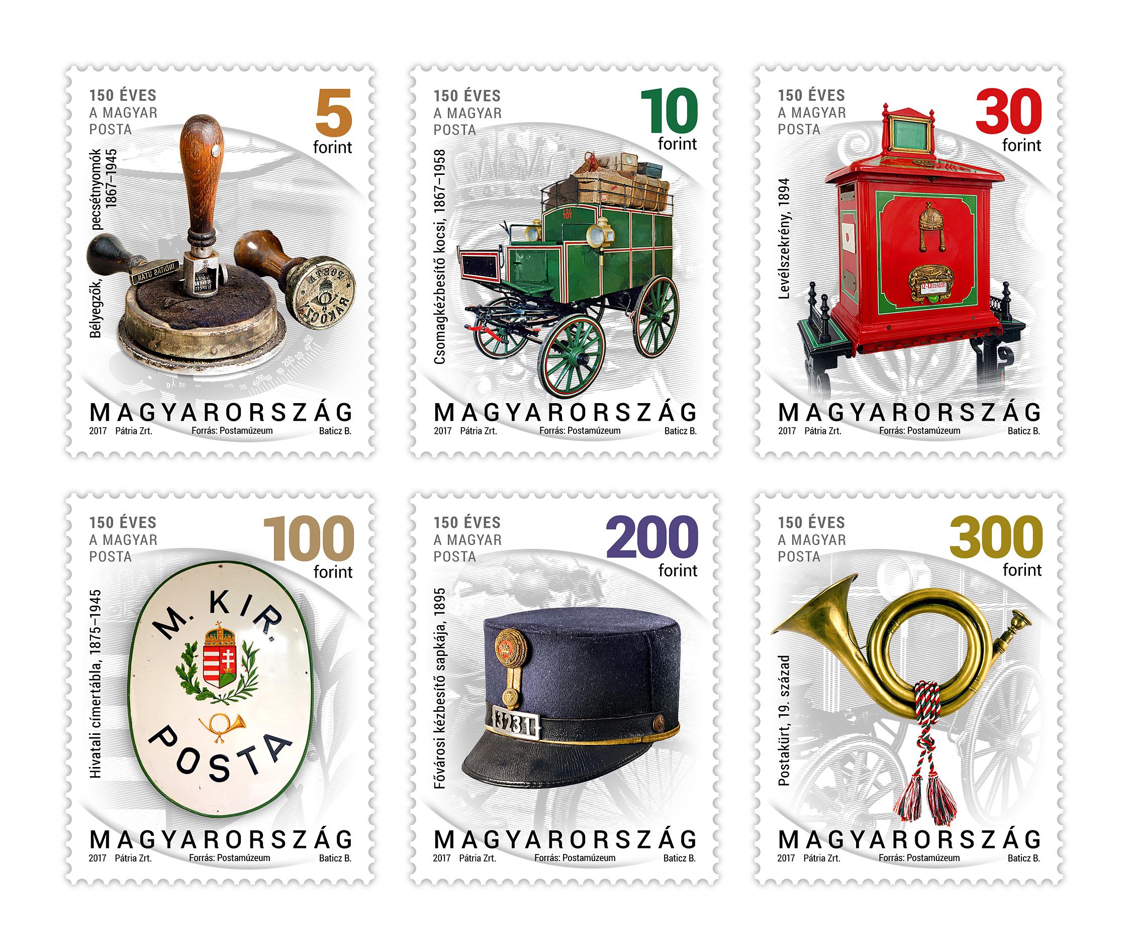 150 éves a posta Szőregen