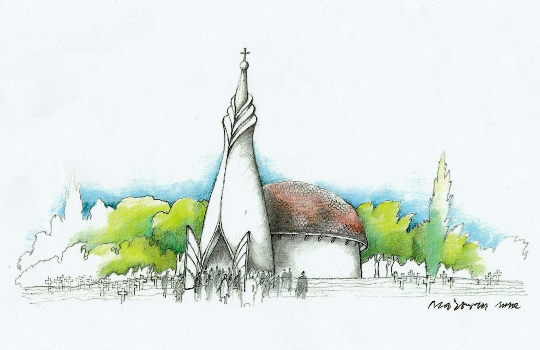 115 millióból épít kápolnát az egyházmegye Szőregen