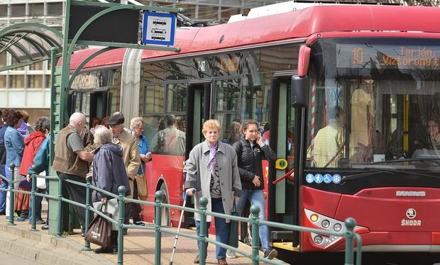 Ezren figyelik a szegedi utasokat – A forgalomszámlálás után módosulhat a menetrend
