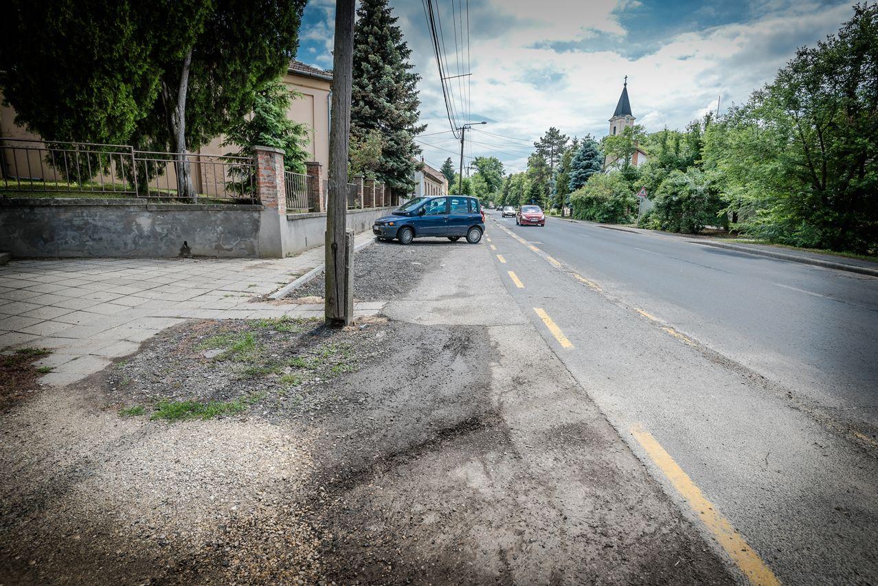 Három parkoló újul meg Szegeden
