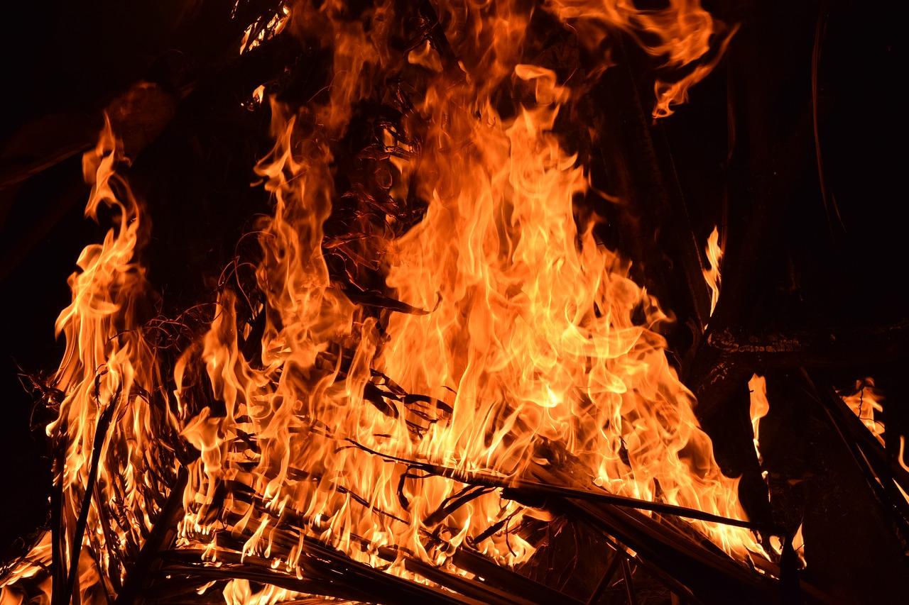 Tilos tüzet gyújtani a megyében