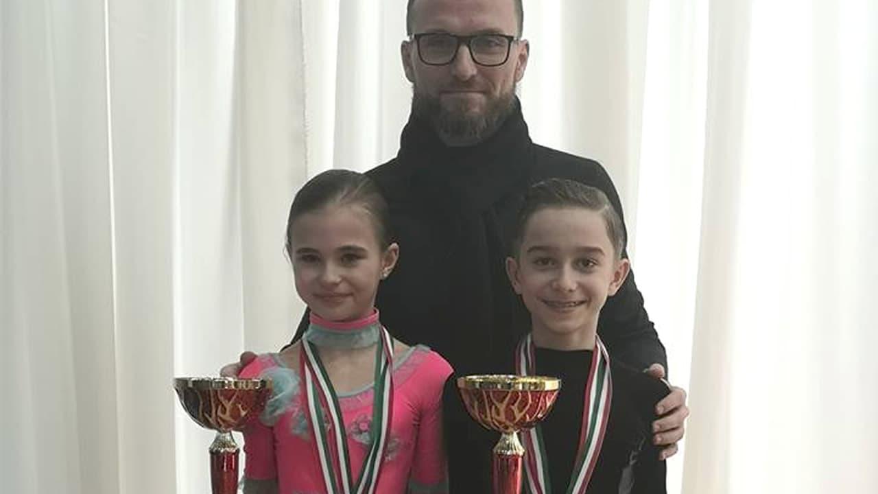 Egy kossuthos diák, Andrucsák Krisztián és partnerének táncos sikerei