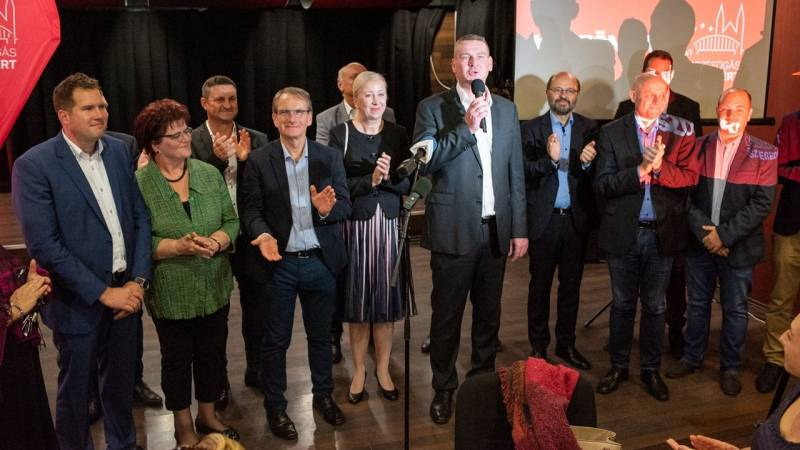 Tizennyolc egyéni körzetben nyert az Összefogás Szegedért Egyesület