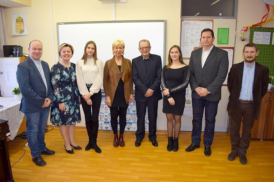 Péterné Aranka Alapítvány díjátadó és emlékező összejövetel