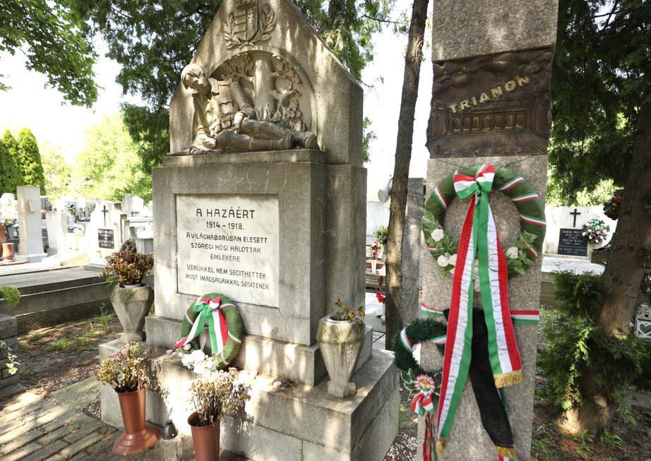 Minden megyei Trianon-emlékművet meglátogat a szőregi dalárda