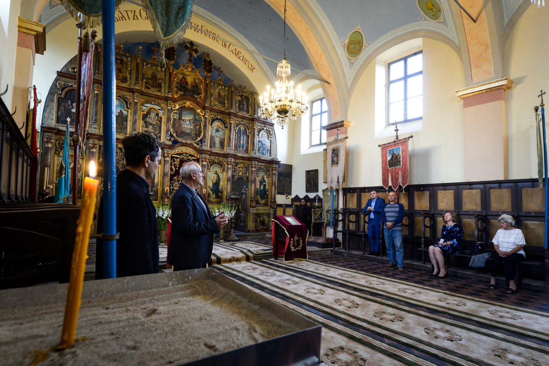 Ortodox búcsút tartottak a szőregi szerb templomban