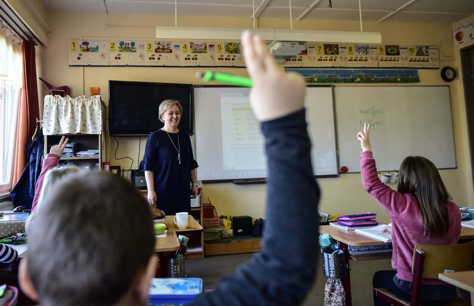 Akár három nyelvet is lehet tanulni a szőregi iskolában