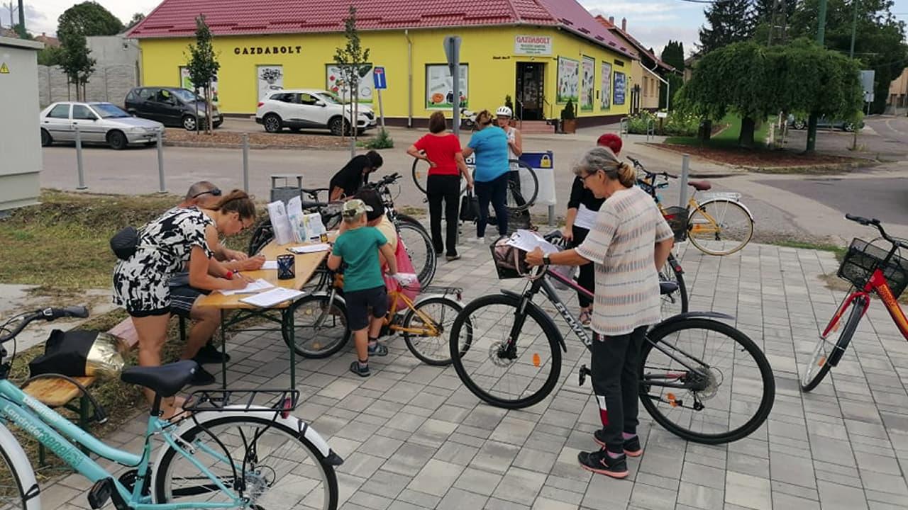 """Még mindig népszerű a """"BikeSafe"""" Szegeden"""