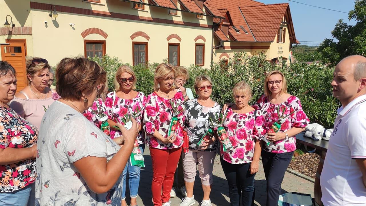 Hungarikumot ajándékoztunk